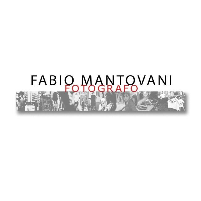 Logo Fabio Mantovani fotografo