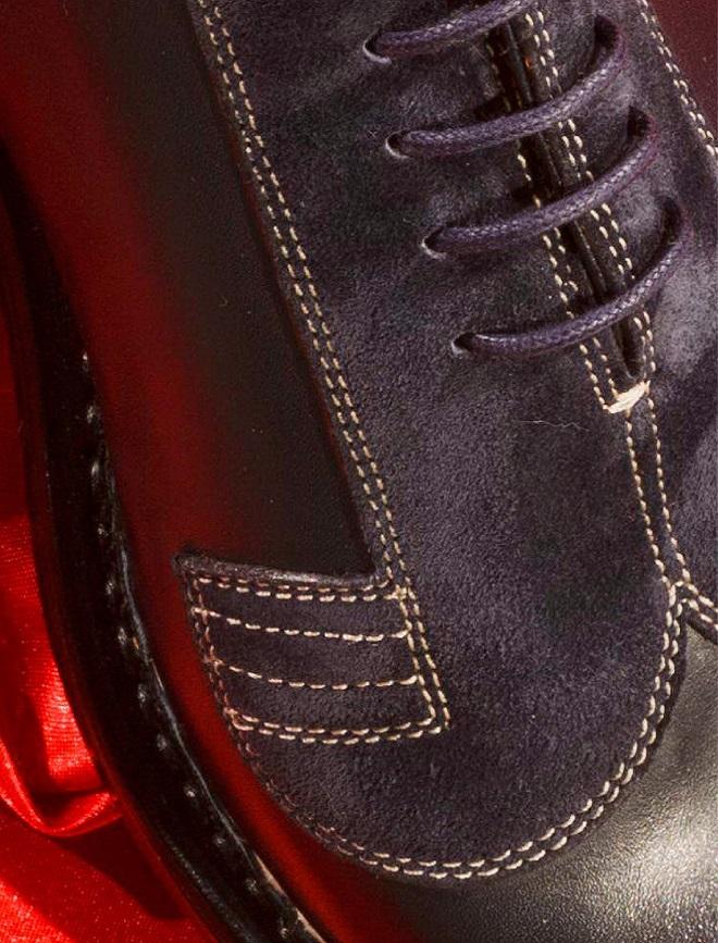 Scarpe particolare